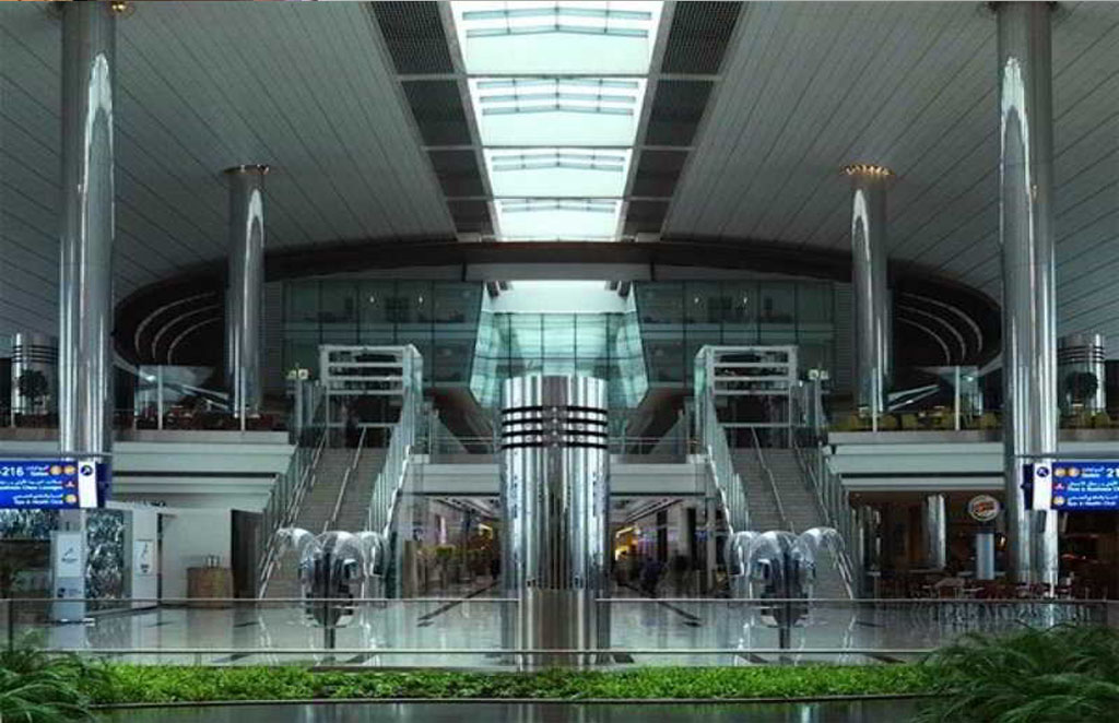 Dubai International Airport Hotel Terminal  Contact Number
